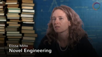 Elissa Milton Novel engineering