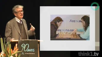 """Talent and perseverance"" Howard Gardner"