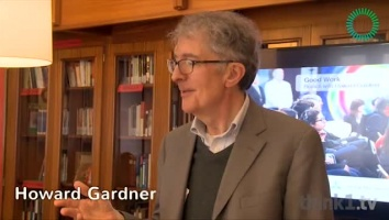 Howard Gardner answers parents questions